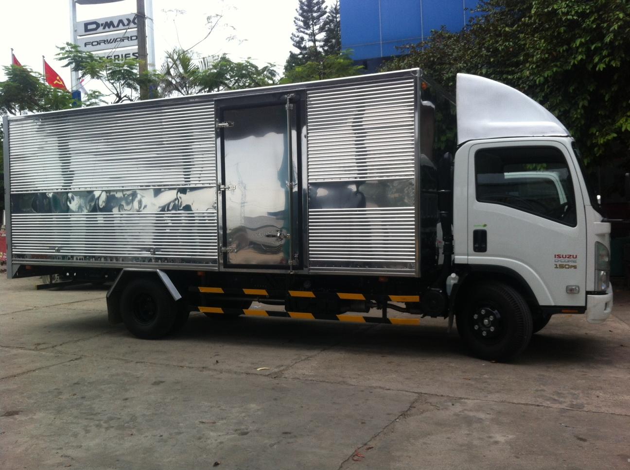 Xe tải Isuzu 5 tấn
