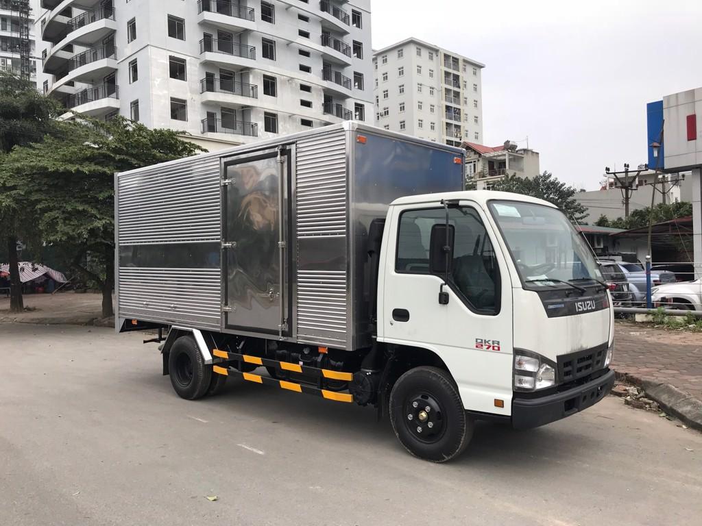 ngoại thất Xe tải Isuzu 1 tấn