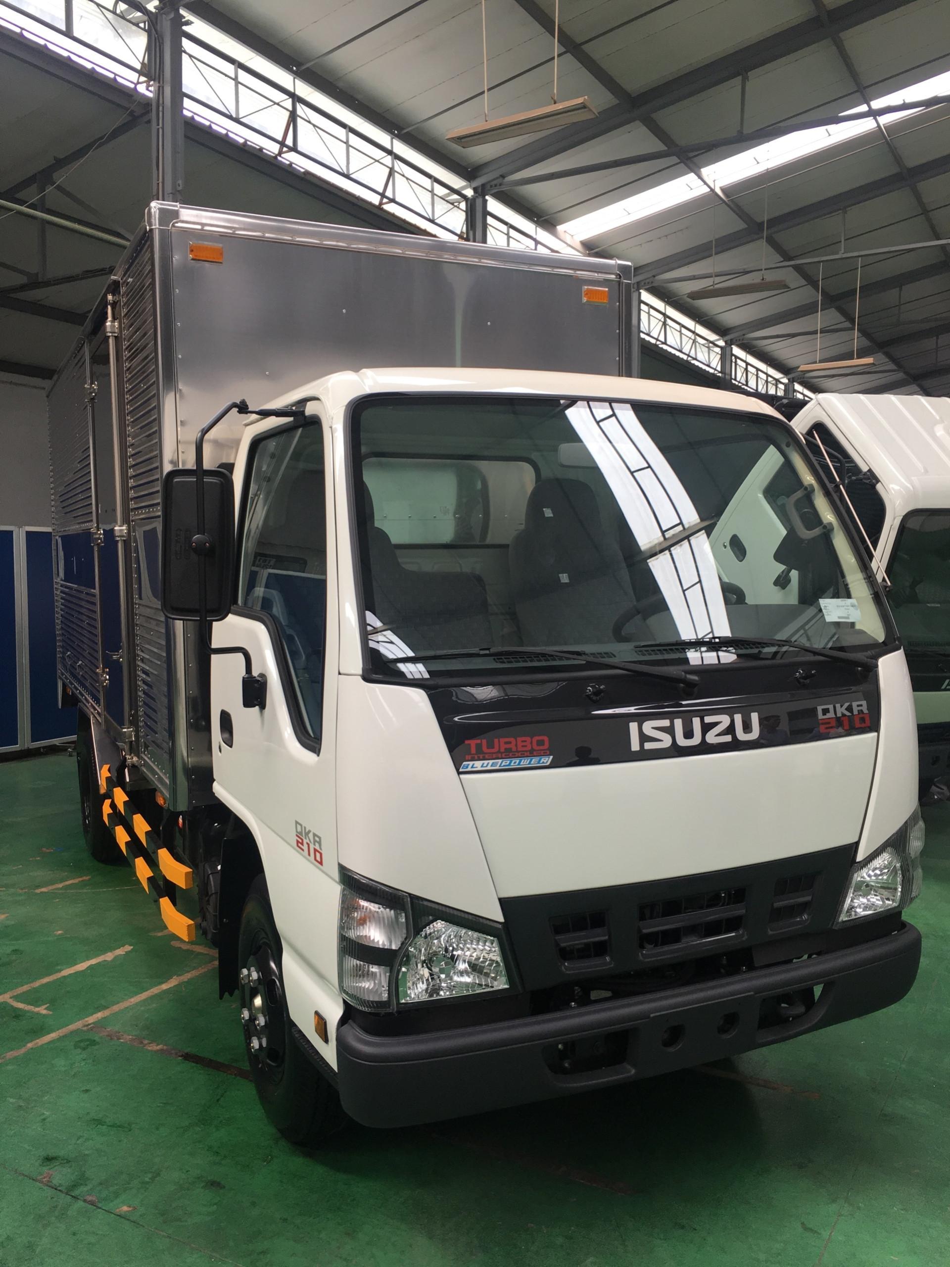Xe tải Isuzu QKR77F