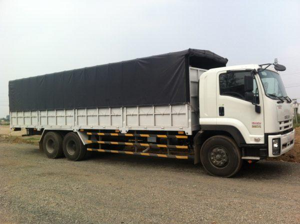 Isuzu 15 tấn