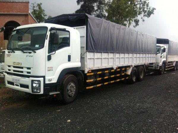 xe tải Isuzu 16 tấn
