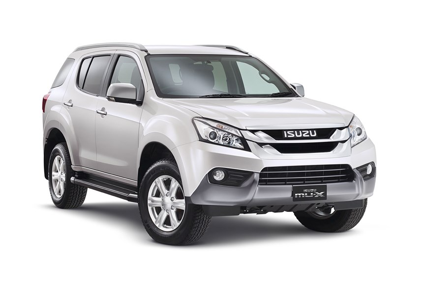 Isuzu Mux AT 4x4