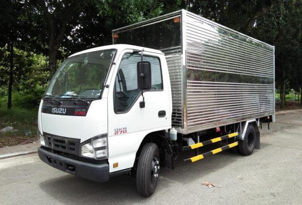 Xe tải Isuzu 1.5 tấn