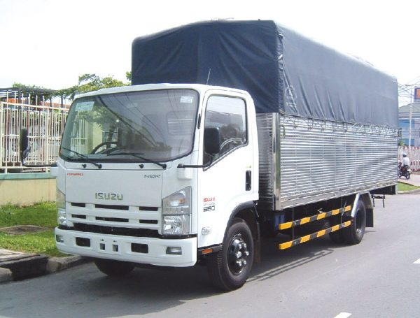 Xe tải Isuzu 5.5 tấn