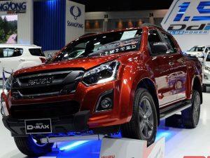 Xe tải Isuzu Dmax 2019