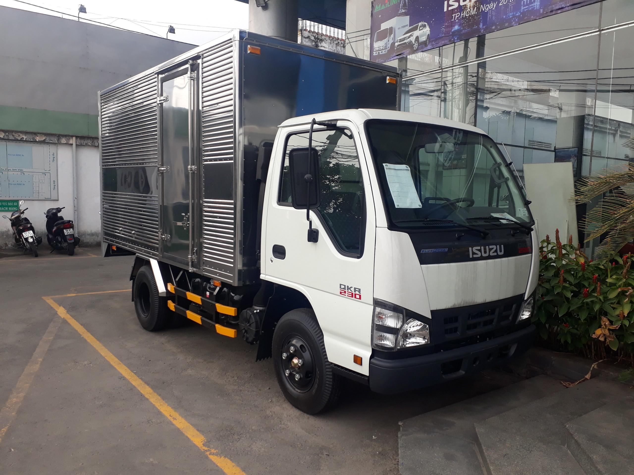 1. Xe tải Isuzu1 tấn - QKR77FE4