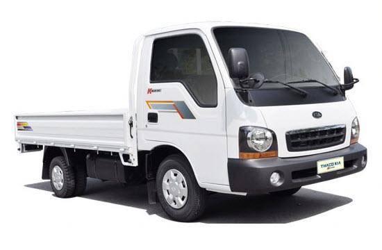 3. Xe tải Kia K2700II