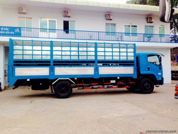 Xe tải isuzu7 tấn
