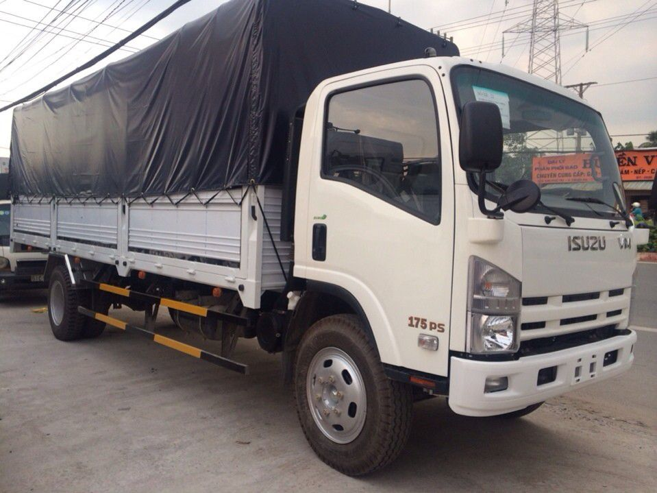 Xe tải Isuzu 8t2